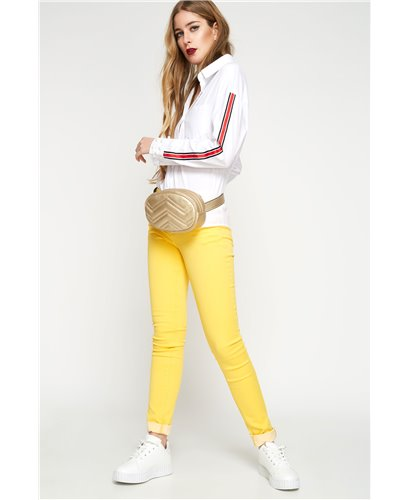 Pantalones yellow