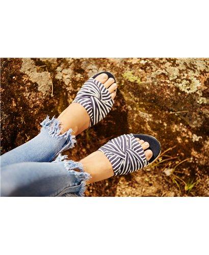 Sandalia blue