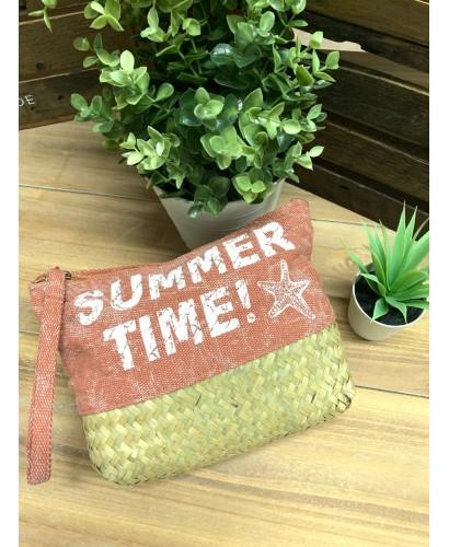Bolso summer time terracota