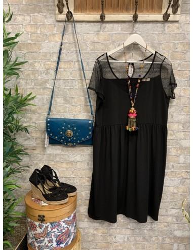 Vestido Luisa negro